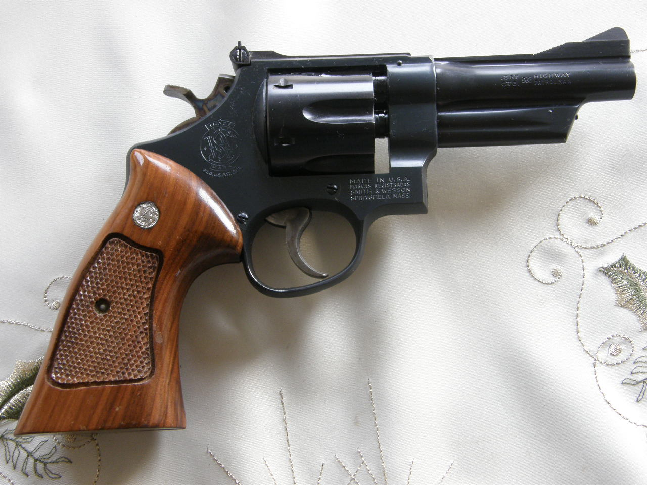 Revolver Smith Wesson Mod.28 r.357 Mag.Highway-Patrolman