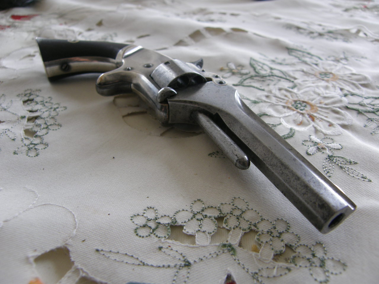 Revolver Smith Wesson v.č.79693 r. 22 short