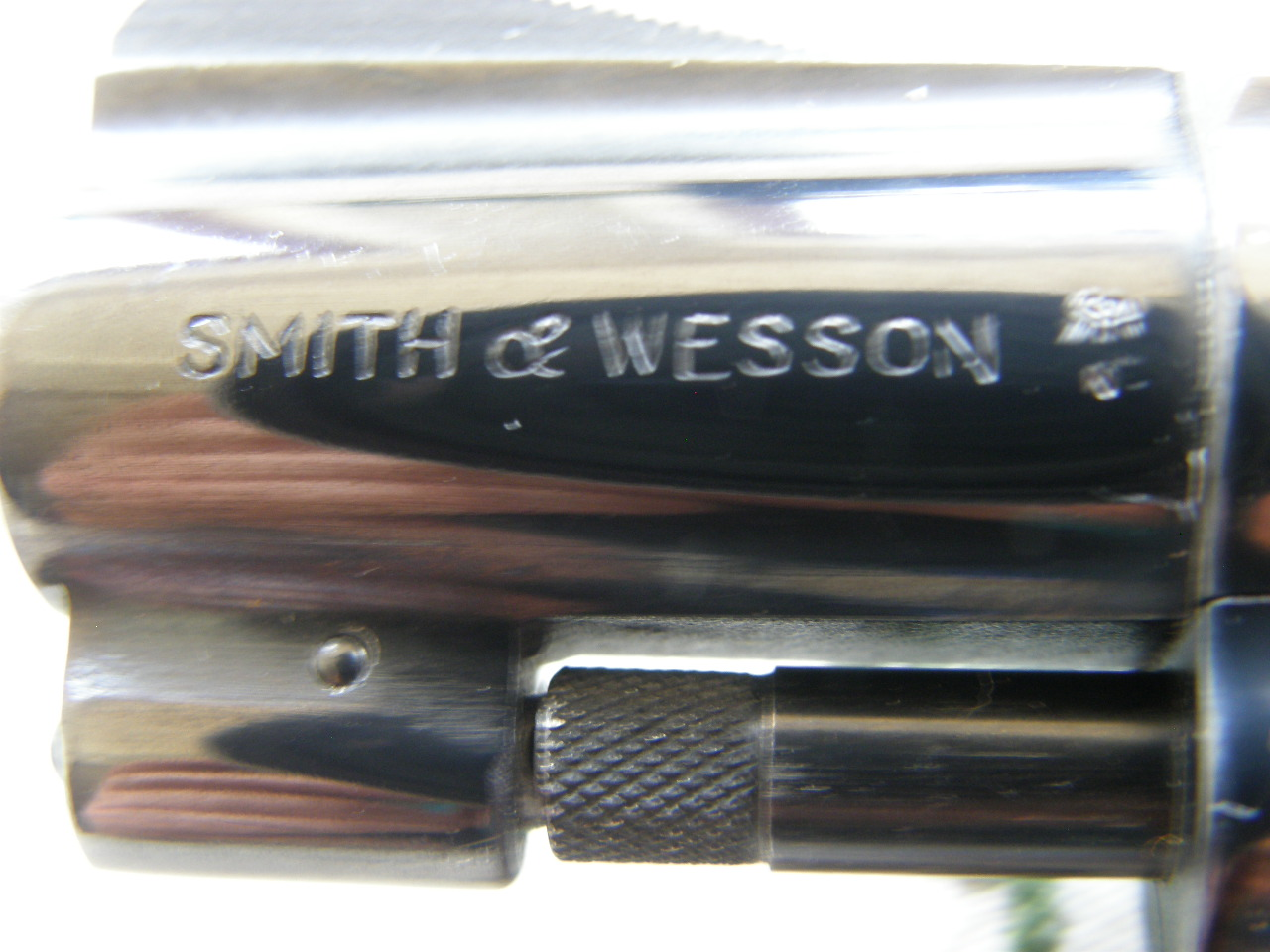 Revolver Smith Wesson Mod. 36 v.č. 643442 r. 38 SP