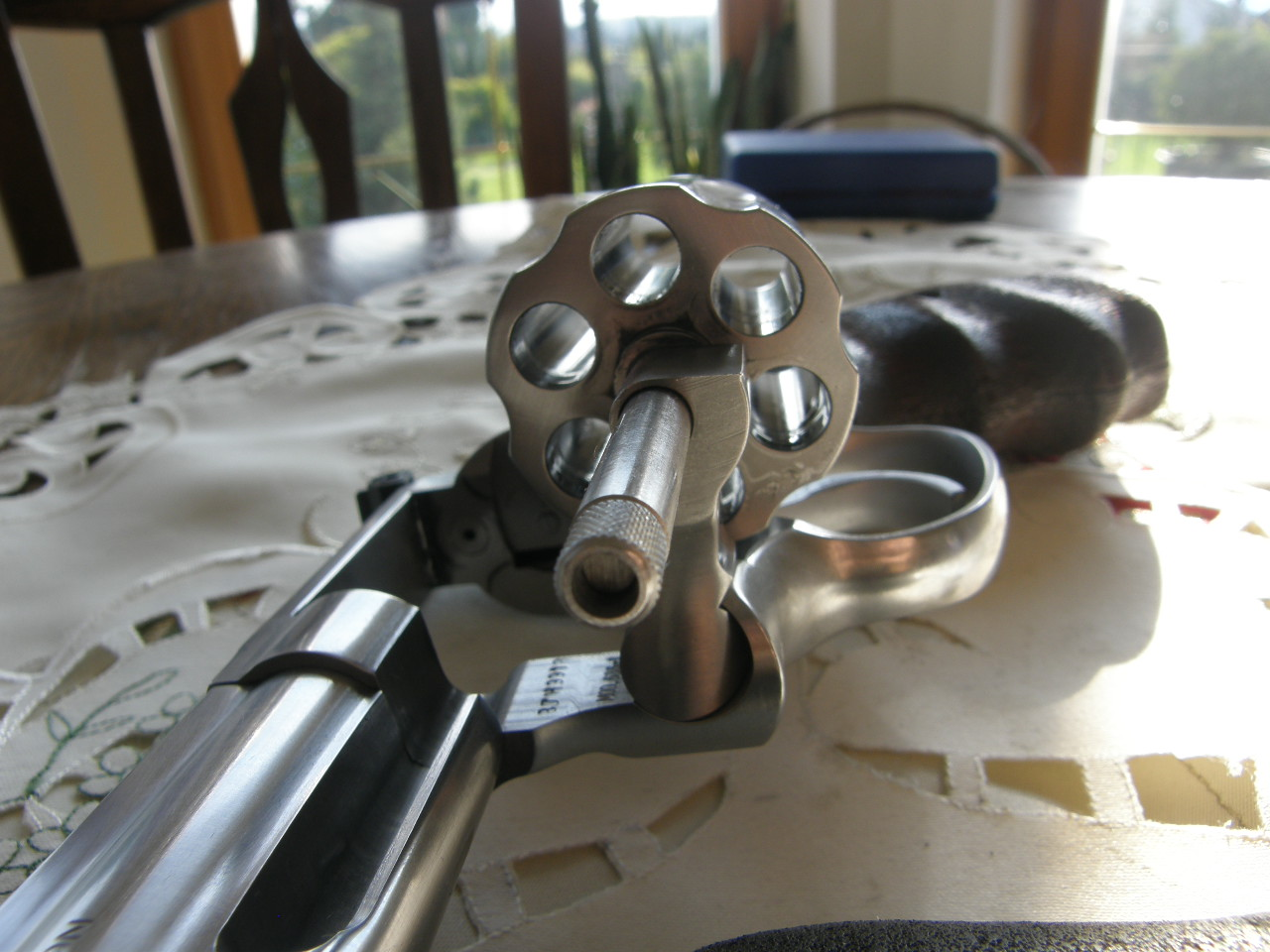 Revolver Smith Wesson Mod.686 v.č. BJH 9918 r. 357 Mag,