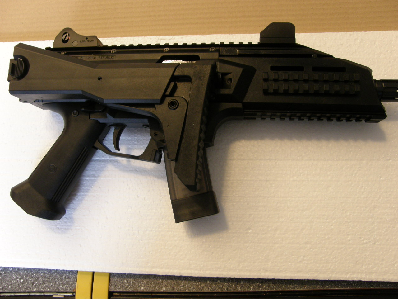 Skorpion CZ EVO S1 r. 9 mm Luger