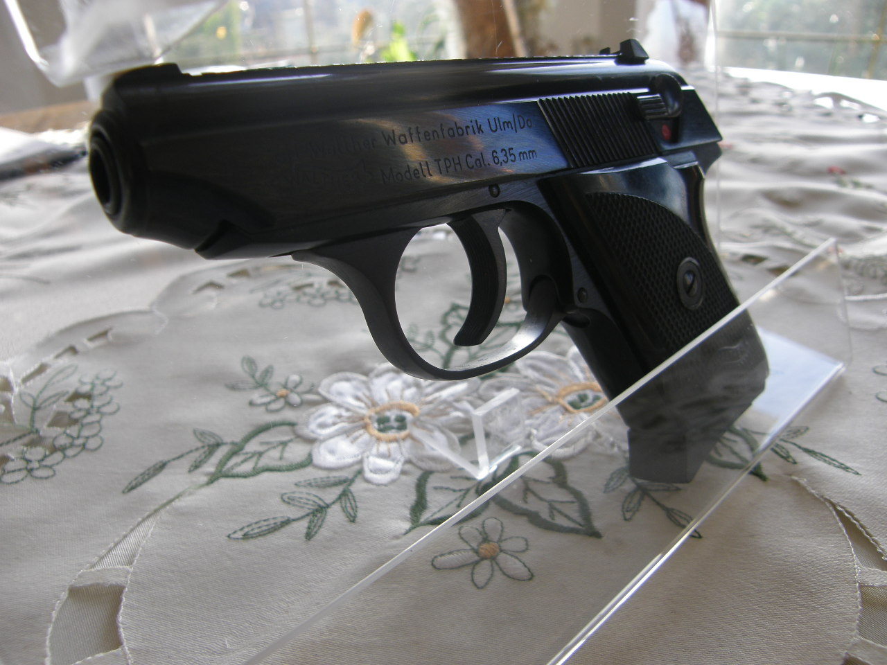 Pistole Walther TPH r.6,35_vč 275154